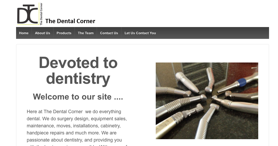 The Dental Corner